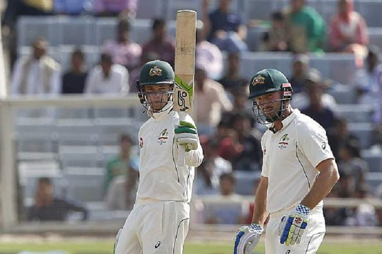 The pair batted for 373 balls in their 125-run partnership