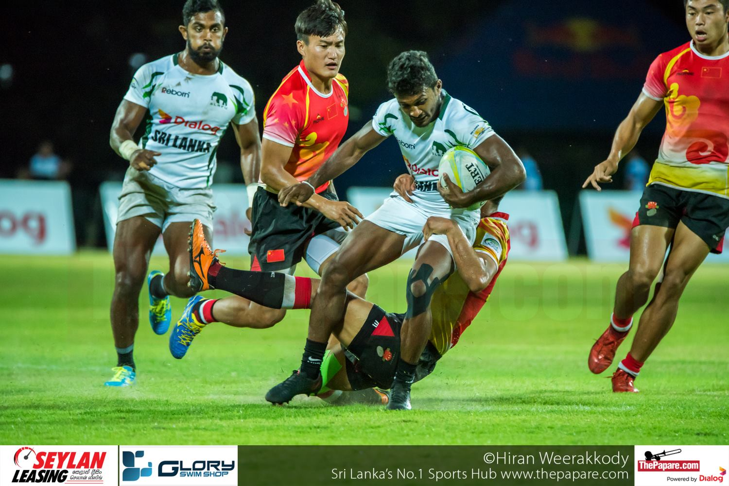 Sri Lanka fumble but will join Hong Kong for World Rugby 7s Qualifiers