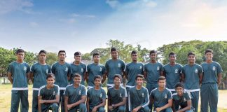 Photos: Isipathana College Cricket Team 2017/18 Preview
