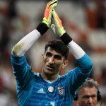 Alireza Safar Beiranvand is an Iranian footballer who plays as a goalkeeper in Iran team