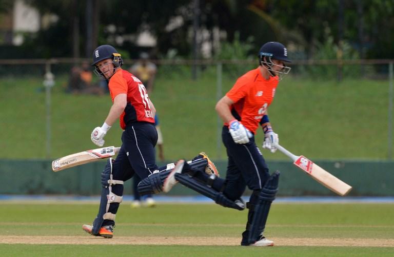 3d8132c7e5fb Morgan and Root crush Sri Lanka Board XI