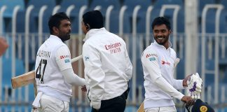 Pakistan vs Sri Lanka 2019 - 1st Test Day 03