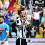 Udinese v Napoli