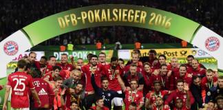 FC Bayern Munich vs Dortmund