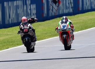Motorcycling: Lorenzo pips Marquez to Italian MotoGP win