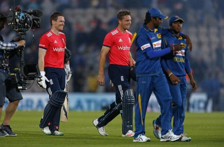England vs Sri Lanka - T20I