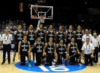 Argentina Basketball team