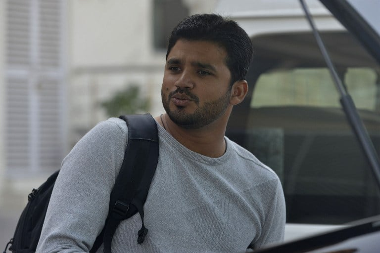 Pakistani cricket one-day captain Azhar Ali leaves after submitting his resignation in Lahore on December 29, 2015. Pakistan's cricket chief on December 29 said he had refused to accept one-day captain Azhar Ali's resignation over the widely-tipped selection of convicted spot-fixer Mohammad Amir, saying the team could not afford a crisis at this time. AFP PHOTO / Arif ALI / AFP / Arif Ali