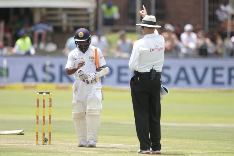 Boxing Day game emotional for tsunami affected Dinesh Chandimal