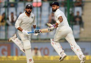 Sri Lanka V India 3rd Test Day 1