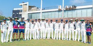 Photos: SSC Cricket Team 2018 Preview