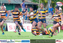 Royal College v DS Senanayake College