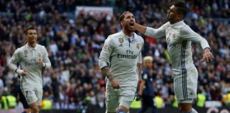 Resurgent Ramos sinks Malaga as Real increase lead at top