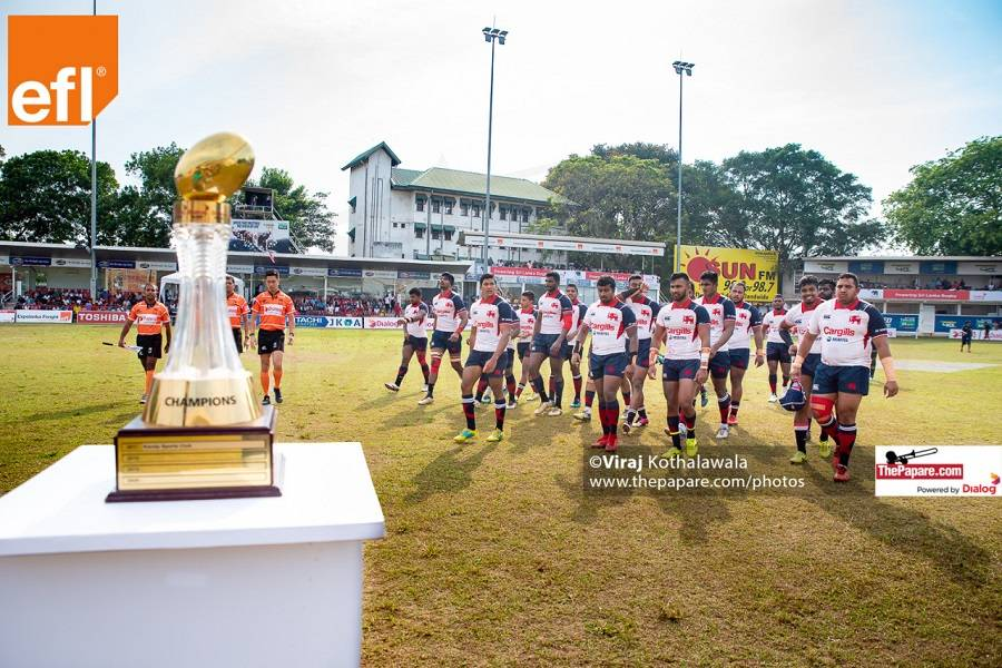 5 in a row for Kandy SC
