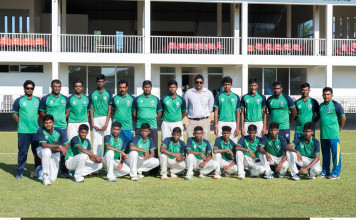 SLC Super 19 2016 - Northern Province squad