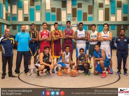 Sri Lanka U18 Basketball Team 2016