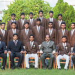 Jaffna Central College Cricket Team