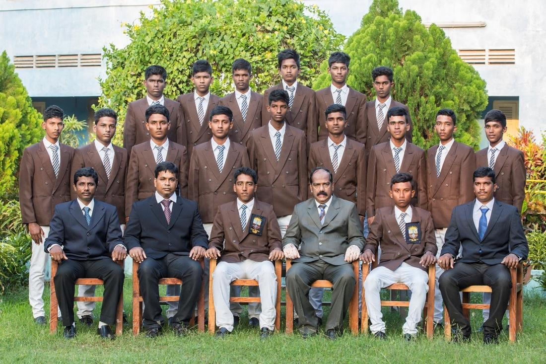 Jaffna Central College Cricket Team