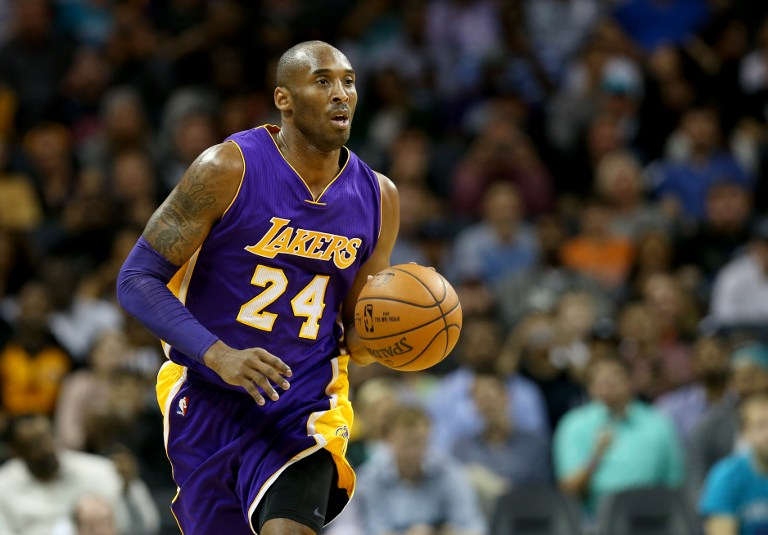 NBA Recap   Retiring Kobe records his season best 85673ebd6