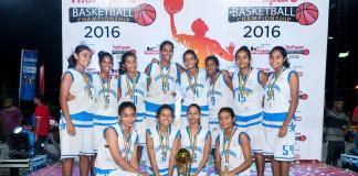 Good Shepherd Convent v St.Joseph Girls School - Girls Finals