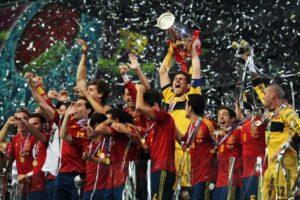 2008 & 2012 EuroChampions - Spain