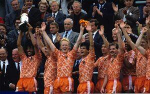 Euro 1988 Champions - Netherlands