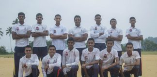 Photos: Dharmaraja College | Cricket Team