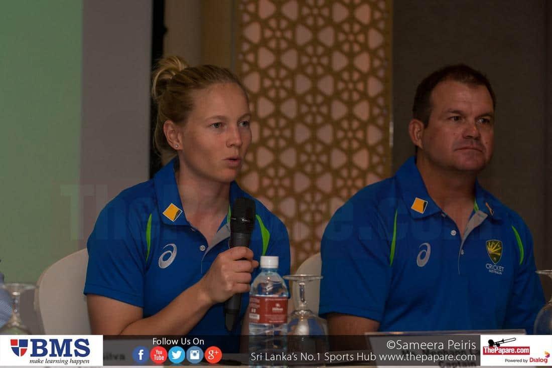 SL women vs Australia preview