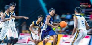 ThePapare Basketball Championship – 2017 | Boys QF 01 & 02