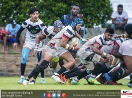 Photos: CH & FC v Air Force - Dialog Rugby League - 2017/18 | #Match37