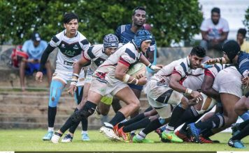 Photos: CH & FC v Air Force - Dialog Rugby League - 2017/18 | #Match37