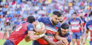 Kandy SC Vs CR & FC
