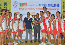Seylan Bank retain the Sri lankasports.com netball Challenge Trophy translated
