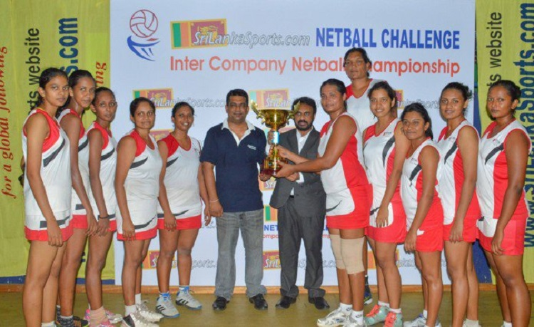 Seylan Bank retain the Sri lankasports.com netball Challenge Trophy