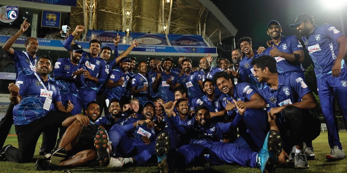 The Lanka Premier League finally comes to pass