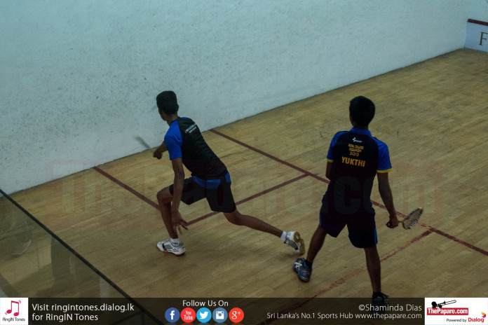 Royal Thomian Squash Encounter
