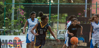 SAITM vs APIIT - Inter University Basketball.