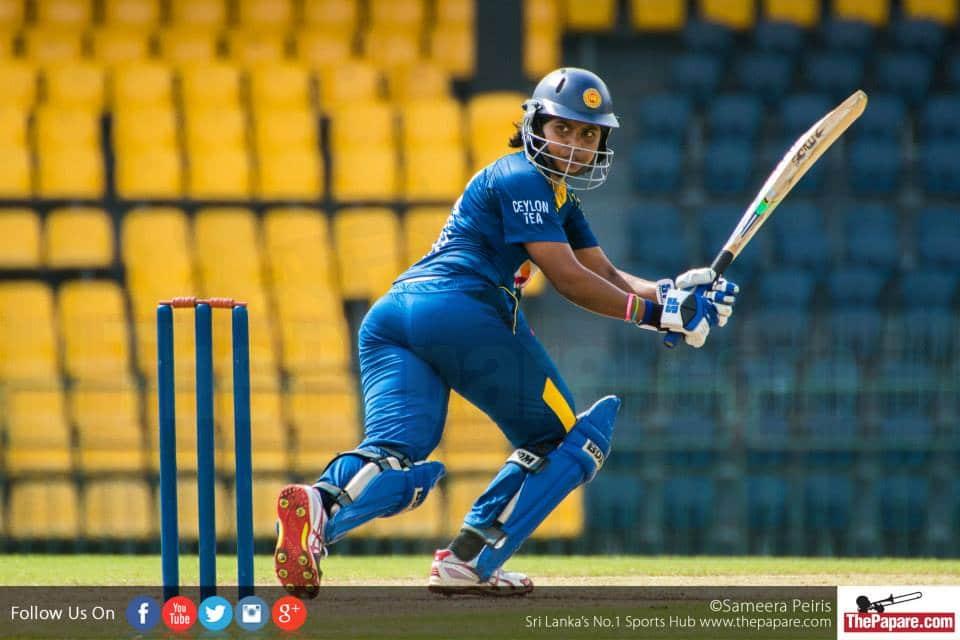 Prasadini Weerakkody's maiden half century in vain as Sri Lanka lose 1st ODI