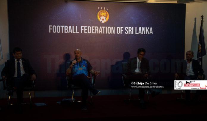 Football Federation of Sri Lanka investigating internal leaks