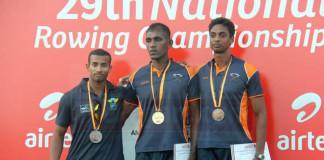 Sri Lankan Rowers
