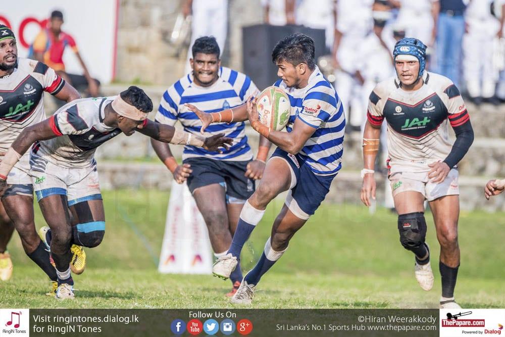 Navy SC v CH & FC – Dialog Rugby League 2017/18   #Match31