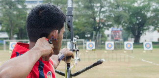 Senior Archery Nationals Set For 22nd and 23rd of October