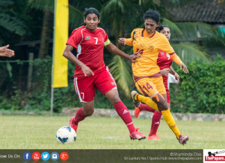 Maldives crush Sri Lanka