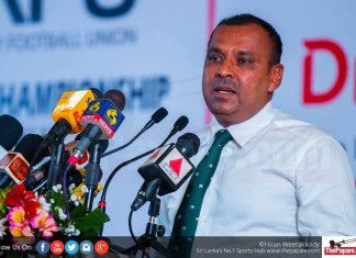 Asanga Seneviratne re-appointed SLRFU president uncontested