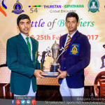 Thurstan vs Isipathana Big Match