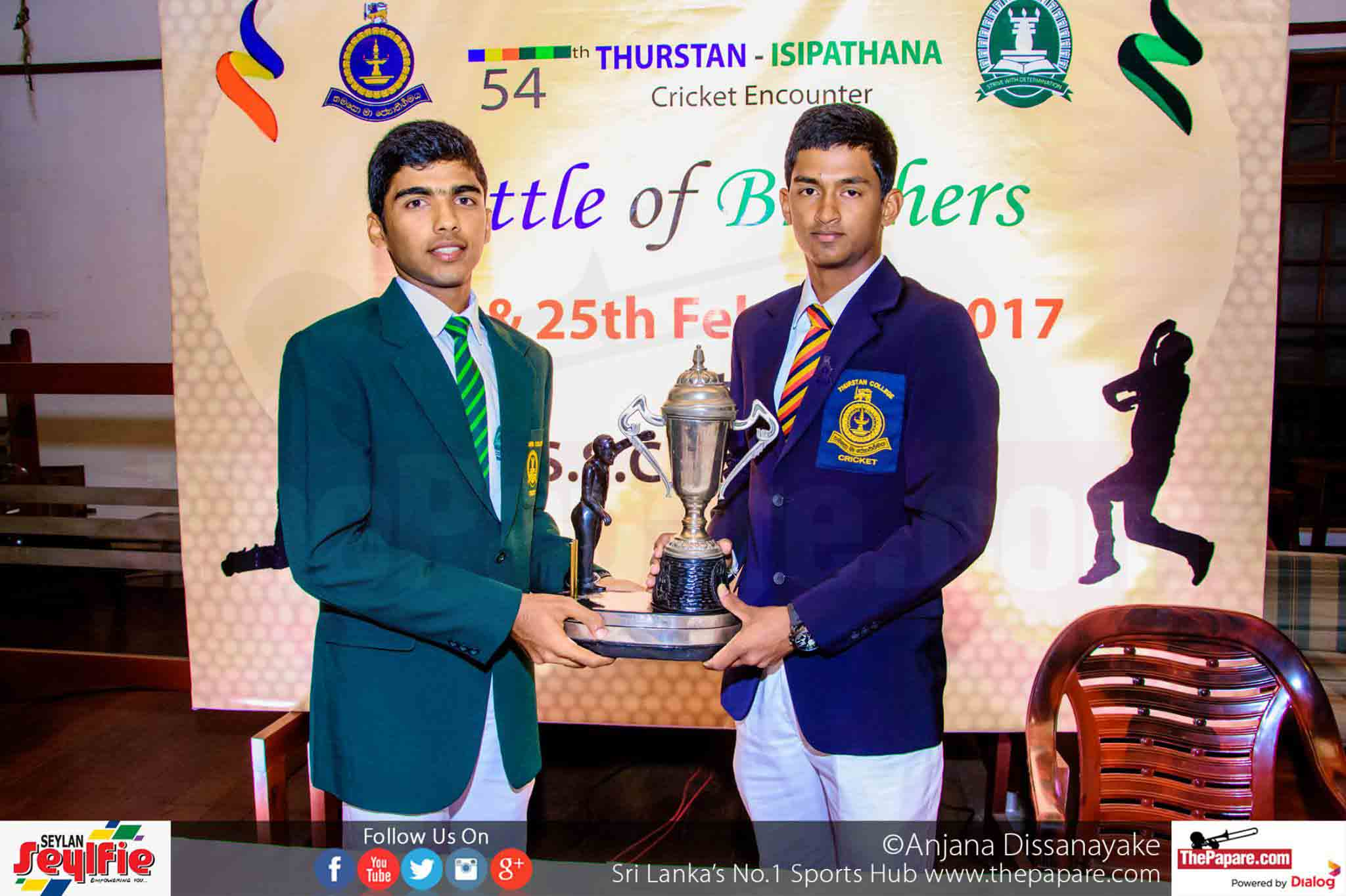 Thurstan vs Isipathana Big Match