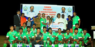 Valikamam Football League