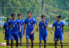 SL U23 trials