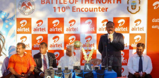 110th Battle of North Prize Giving