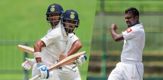 India vs Sri Lanka, 3rd test - Day 01